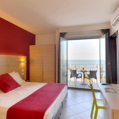 Hotel Sole 3* Улучшенный номер с различными типами кроватей фото 15