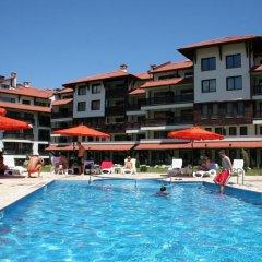 Апартаменты Bansko Royal Towers Apartment Банско бассейн