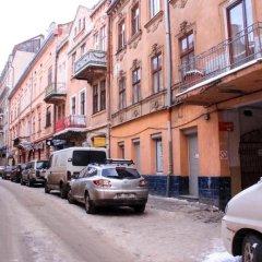 Гостиница Antihostel Forrest Львов парковка