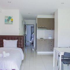 Apollo Apart Hotel 2* Апартаменты с различными типами кроватей фото 13