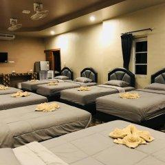 Отель Benwadee Resort 2* Кровать в общем номере с двухъярусной кроватью фото 5