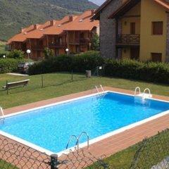 Отель Chalet Rural El Encanto Сильориго-де-Льебана бассейн фото 2