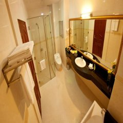 New Pacific Hotel 4* Номер Делюкс с различными типами кроватей