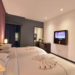 Hanoi Emerald Waters Hotel Trendy 3* Номер Делюкс с различными типами кроватей фото 9
