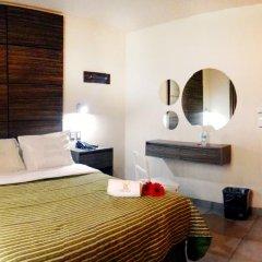 Отель Expo Abastos 3* Стандартный номер фото 10