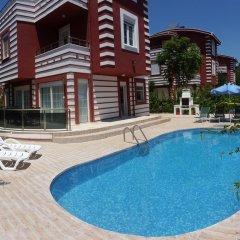 Villa Belek Happyland Улучшенная вилла с различными типами кроватей