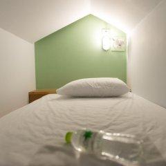 Barn And Bed Hostel Кровать в общем номере фото 6