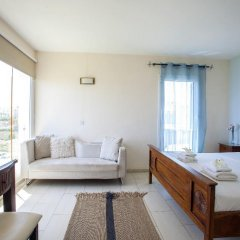 Отель Infinity Villa Кипр, Протарас - отзывы, цены и фото номеров - забронировать отель Infinity Villa онлайн комната для гостей фото 3