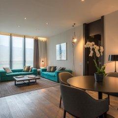 Отель DUPARC Contemporary Suites 4* Полулюкс с различными типами кроватей фото 2