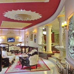 Отель Queens Astoria Design Hotel Сербия, Белград - 3 отзыва об отеле, цены и фото номеров - забронировать отель Queens Astoria Design Hotel онлайн интерьер отеля фото 2