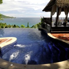 Отель Thipwimarn Resort Koh Tao Таиланд, Остров Тау - отзывы, цены и фото номеров - забронировать отель Thipwimarn Resort Koh Tao онлайн бассейн