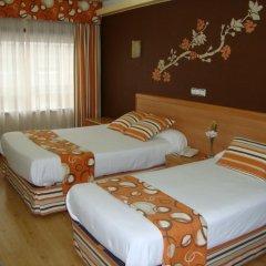 Отель Almirante Испания, Ла-Корунья - отзывы, цены и фото номеров - забронировать отель Almirante онлайн комната для гостей фото 5