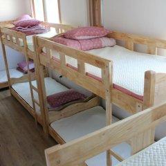 Fortune Hostel Jongno Кровать в мужском общем номере с двухъярусной кроватью фото 2