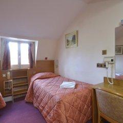 Seymour Hotel 2* Стандартный номер с двуспальной кроватью фото 17