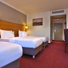 Отель Botanique Prague 4* Стандартный номер с различными типами кроватей фото 11