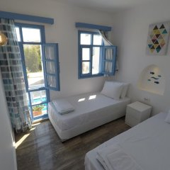 Panorama Otel 3* Стандартный семейный номер с различными типами кроватей фото 5