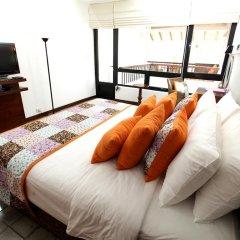 Отель Hikka Tranz by Cinnamon 4* Улучшенный номер с различными типами кроватей