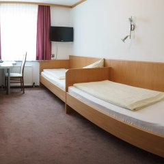Hotel Drei Kreuz 3* Стандартный номер фото 2