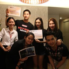Отель Roomme Hospitality Nang Linchee Branch Бангкок интерьер отеля фото 3