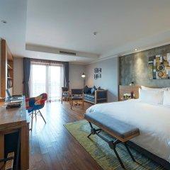 Hanoi La Siesta Hotel Trendy 4* Люкс с различными типами кроватей фото 4