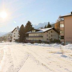 Отель Haus Pramalinis - Mosbacher Швейцария, Давос - отзывы, цены и фото номеров - забронировать отель Haus Pramalinis - Mosbacher онлайн спортивное сооружение