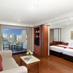Отель Centre Point Sukhumvit 10 4* Номер Делюкс с различными типами кроватей фото 9