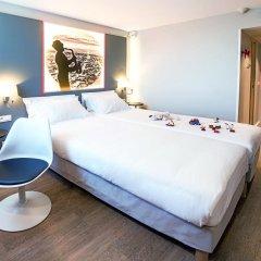 Отель Kyriad Paris Nord Porte de St Ouen 3* Стандартный номер с различными типами кроватей фото 3