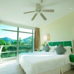 Отель Sunshine Resort Intime Sanya 4* Стандартный номер с различными типами кроватей
