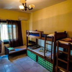 Hostel Albania Кровать в общем номере с двухъярусной кроватью фото 4
