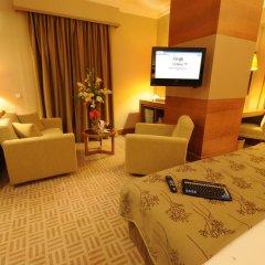 Tugcan Hotel 5* Стандартный номер с различными типами кроватей фото 2