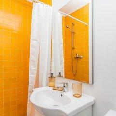 Отель LxWay Apartments Casa dos Bicos Португалия, Лиссабон - отзывы, цены и фото номеров - забронировать отель LxWay Apartments Casa dos Bicos онлайн ванная