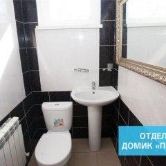Гостиница Holiday Home On Krasnozelenykh в Анапе отзывы, цены и фото номеров - забронировать гостиницу Holiday Home On Krasnozelenykh онлайн Анапа ванная фото 2