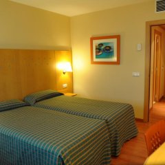 Hotel City Express Santander Parayas 3* Стандартный номер с различными типами кроватей фото 6
