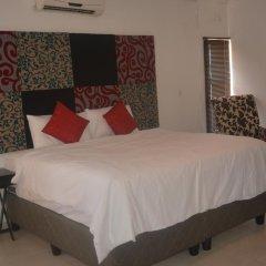 Отель Zanville Bed And Breakfast Габороне комната для гостей фото 4