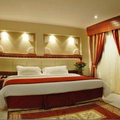 Отель Al Liwan Suites 4* Люкс повышенной комфортности с различными типами кроватей фото 4