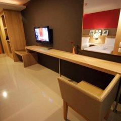 Отель Memo Suite Pattaya Улучшенный номер фото 4
