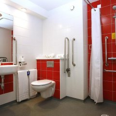Hotel Travelodge Barcelona Fira 3* Стандартный номер с различными типами кроватей фото 2