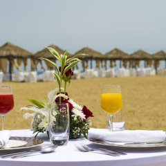 Отель Regency Sealine Camp Катар, Месайед - отзывы, цены и фото номеров - забронировать отель Regency Sealine Camp онлайн питание фото 3