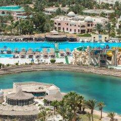 Отель Golden 5 Paradise Resort Египет, Хургада - отзывы, цены и фото номеров - забронировать отель Golden 5 Paradise Resort онлайн бассейн фото 3
