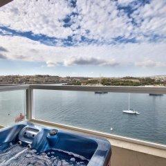 Отель Exceptional Tigne Seafront Слима бассейн