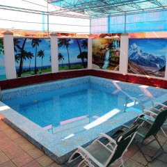 Отель Versal Бишкек бассейн фото 3