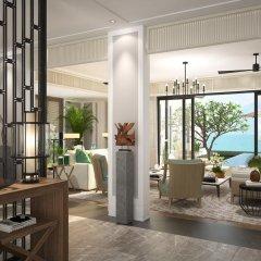 Отель Vinpearl Resort & Spa Hoi An 5* Номер Делюкс с различными типами кроватей фото 2