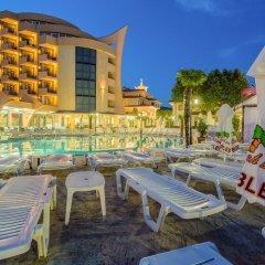 Отель Fiesta M Солнечный берег детские мероприятия