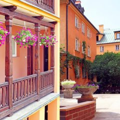 Отель Castle Square Apartment Польша, Варшава - отзывы, цены и фото номеров - забронировать отель Castle Square Apartment онлайн