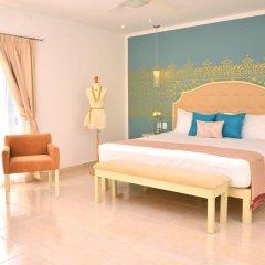 Unic Design Hotel 3* Полулюкс с различными типами кроватей фото 8