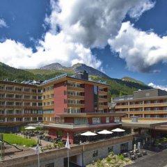 Отель Grischa - DAS Hotel Davos Швейцария, Давос - отзывы, цены и фото номеров - забронировать отель Grischa - DAS Hotel Davos онлайн фото 2