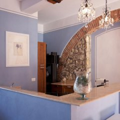 Отель Relais Villa Belvedere 3* Улучшенная студия с различными типами кроватей фото 16