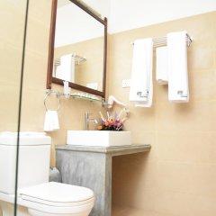 Отель White Villa Resort Aungalla 3* Номер Делюкс с различными типами кроватей фото 3