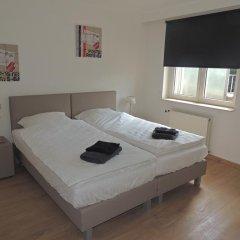 Отель Eurovillage Flats Brussels Бельгия, Брюссель - отзывы, цены и фото номеров - забронировать отель Eurovillage Flats Brussels онлайн комната для гостей фото 5