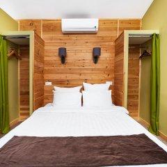 Гостевой дом Резиденция Парк Шале Стандартный номер с различными типами кроватей фото 24